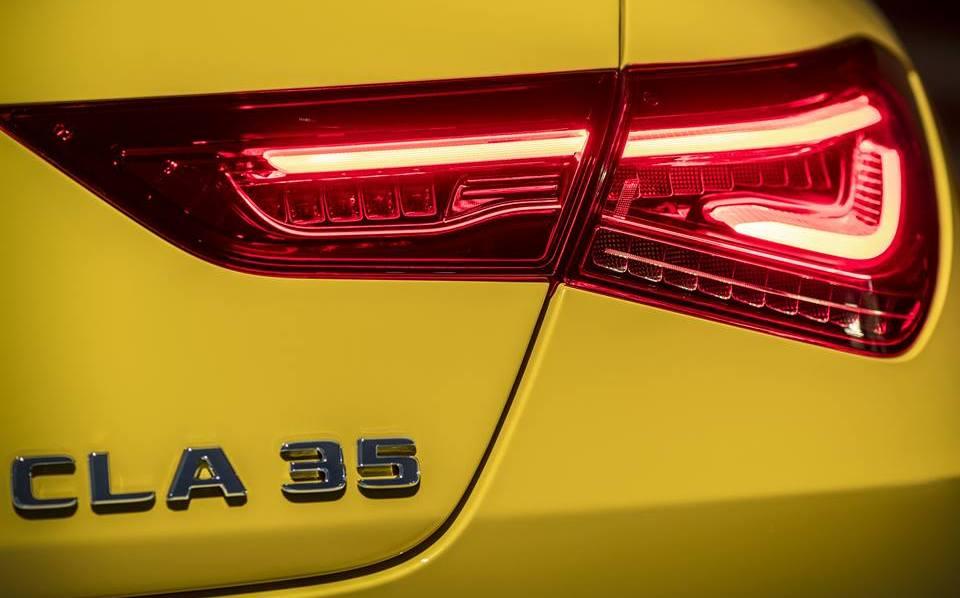 56268581 10157139990336670 9061329745479729152 n - Mercedes-Benz показал кусочек зада своего нового заряженного AMG CLA 35