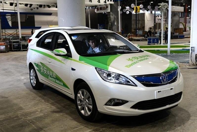 changan eado ev 004 - Changan построит завод по производству электромобилей в Грузии