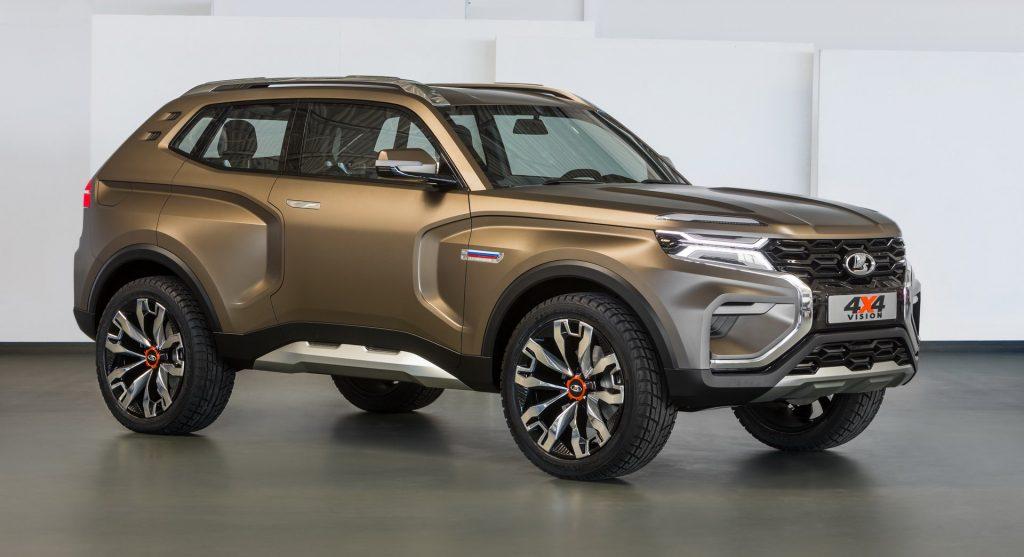 2018 Lada 4x4 Vision Concept 32 1024x557 - Что ждать от АвтоВАЗа в 2020 году?