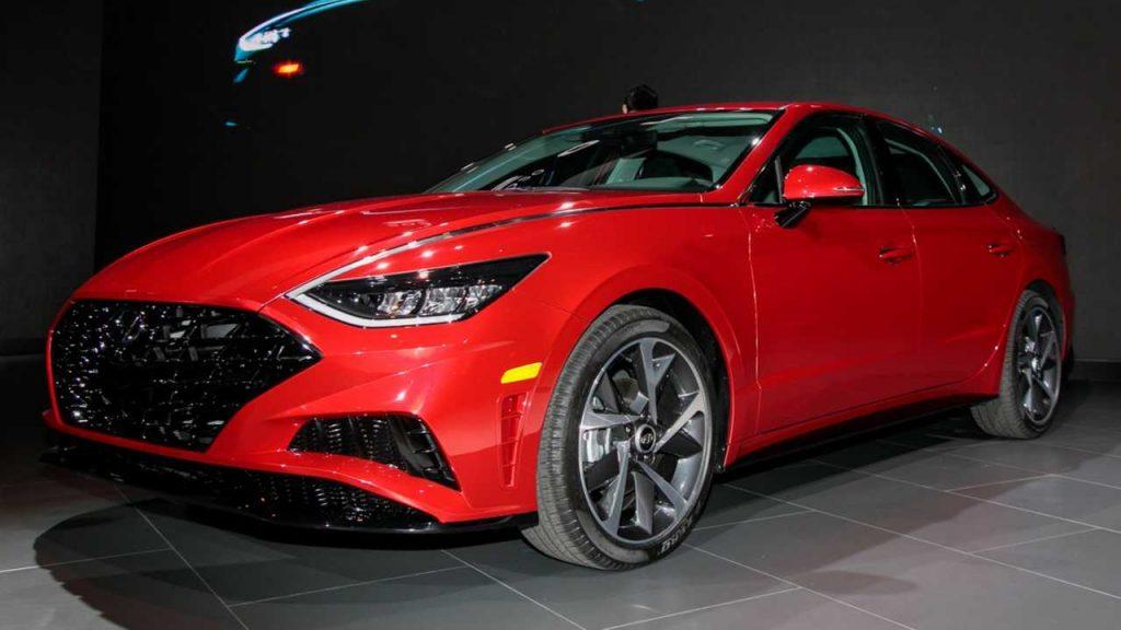 2020 hyundai sonata u s at the new york auto show 1024x576 - Концепт Le Fil Rouge стал родоначальником будущих моделей Hyundai