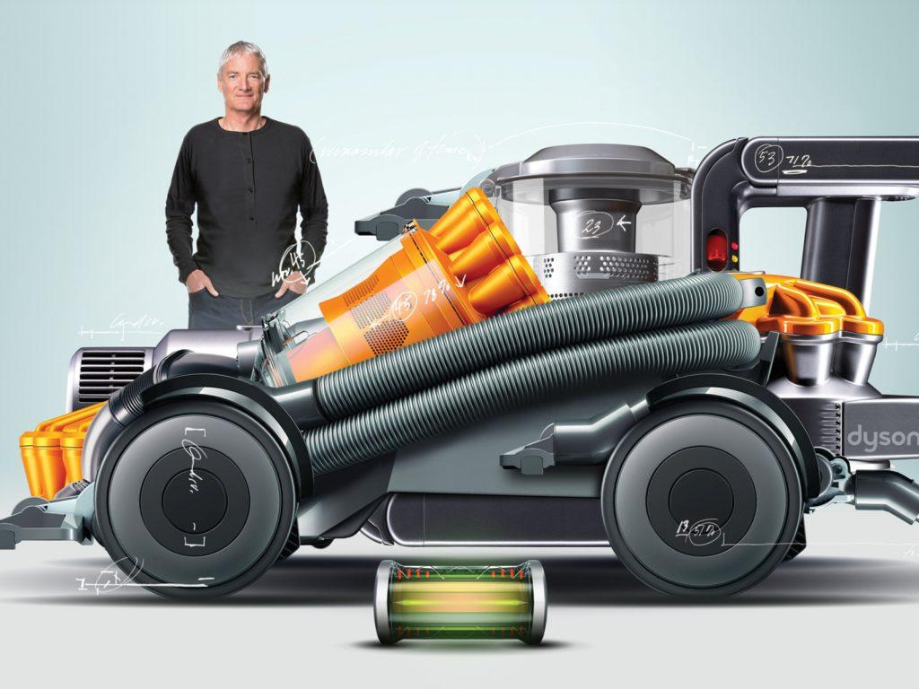38 1024x768 - Новые детали будущего британского электромобиля Dyson ev