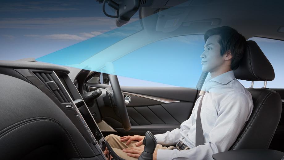 5cdd2e93ec05c41f4c000003 - Nissan оснастит свою модель Skyline автопилотом пятого уровня