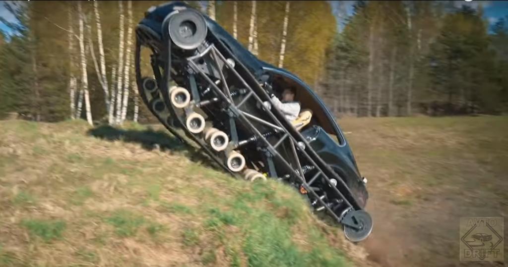 Bezymyannyj2 1024x539 - Российские кудесники смастерили из Bentley танк