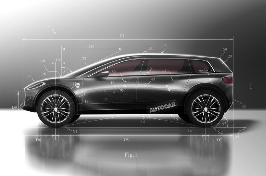 dyson web 2387a - Новые детали будущего британского электромобиля Dyson ev
