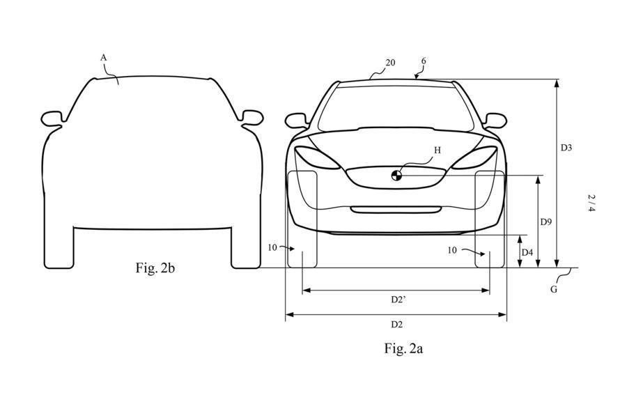 dyson web 2390d - Новые детали будущего британского электромобиля Dyson ev