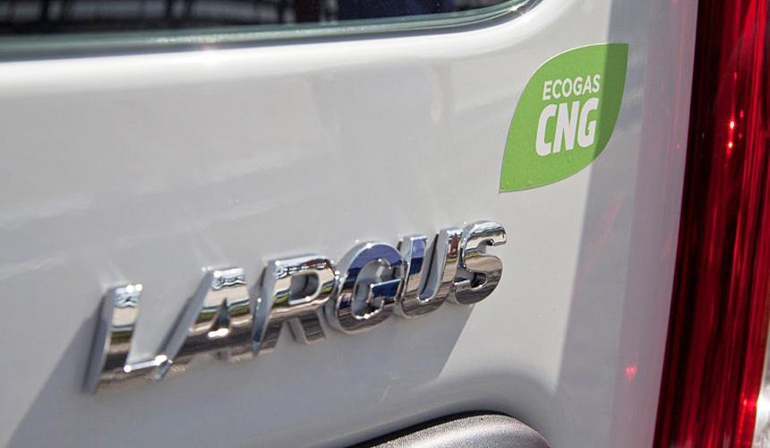 lada largus cng - Газовая версия Lada Largus CNG уже у автодилеров