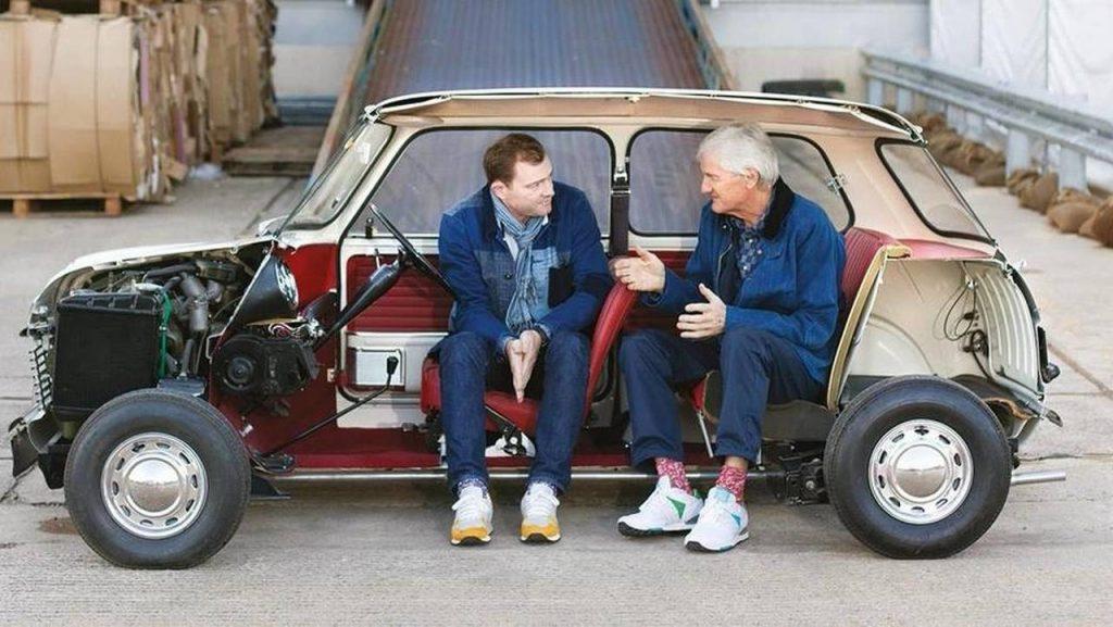 sir james dyson 1024x577 - Новые детали будущего британского электромобиля Dyson ev