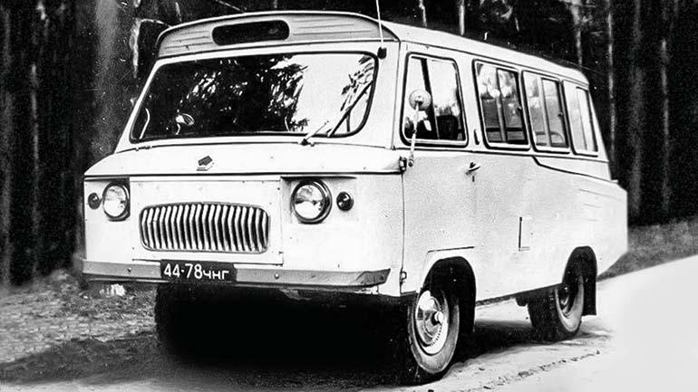 7 5 - Малоизвестная версия УАЗ-3909