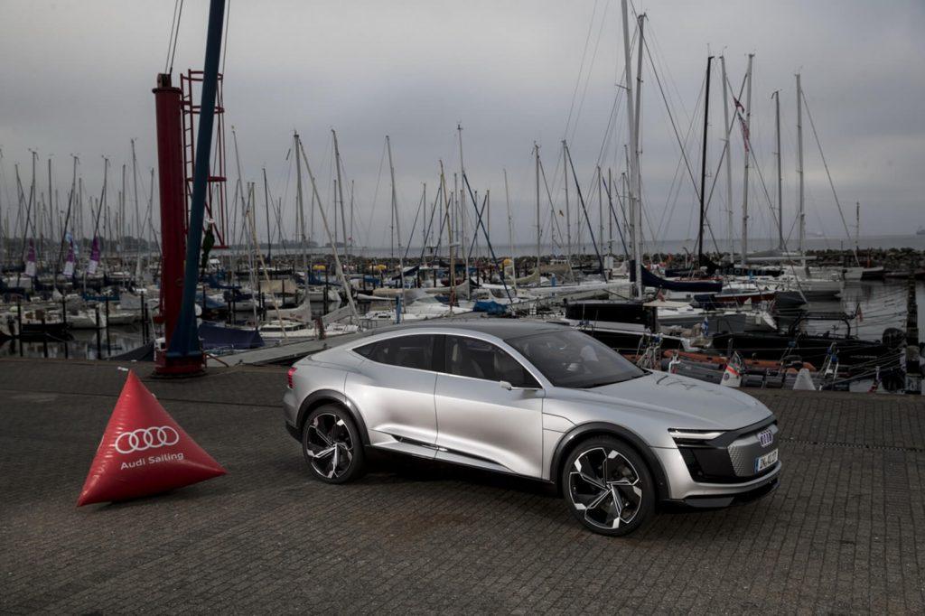 audi e tron sportback concept exterior hevcars 10 1024x682 - Премьеры, которые следует ждать на автосалоне «LA Auto Show 2019» в Лос-Анджелесе