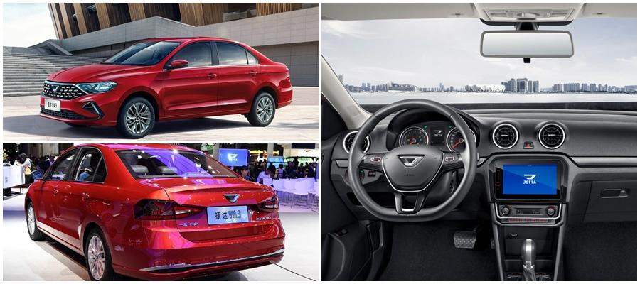 page 23424234 - Авторынок Китая «возбудили» бюджетные авто от Volkswagen
