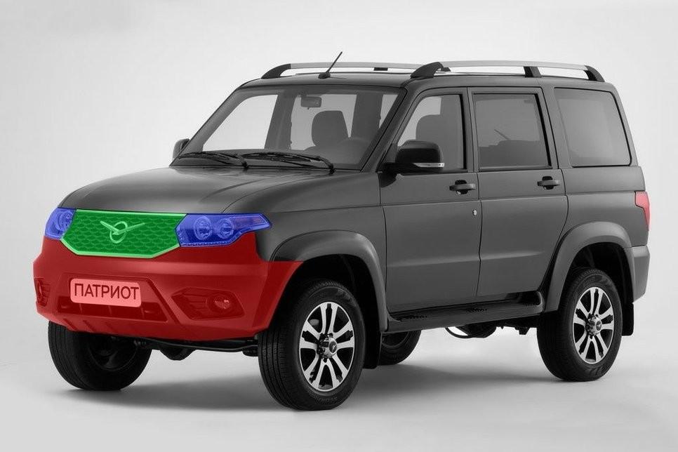 zagruzhennoe 1 - УАЗ «Патриот» ждёт серьёзная модернизация в 2020 году