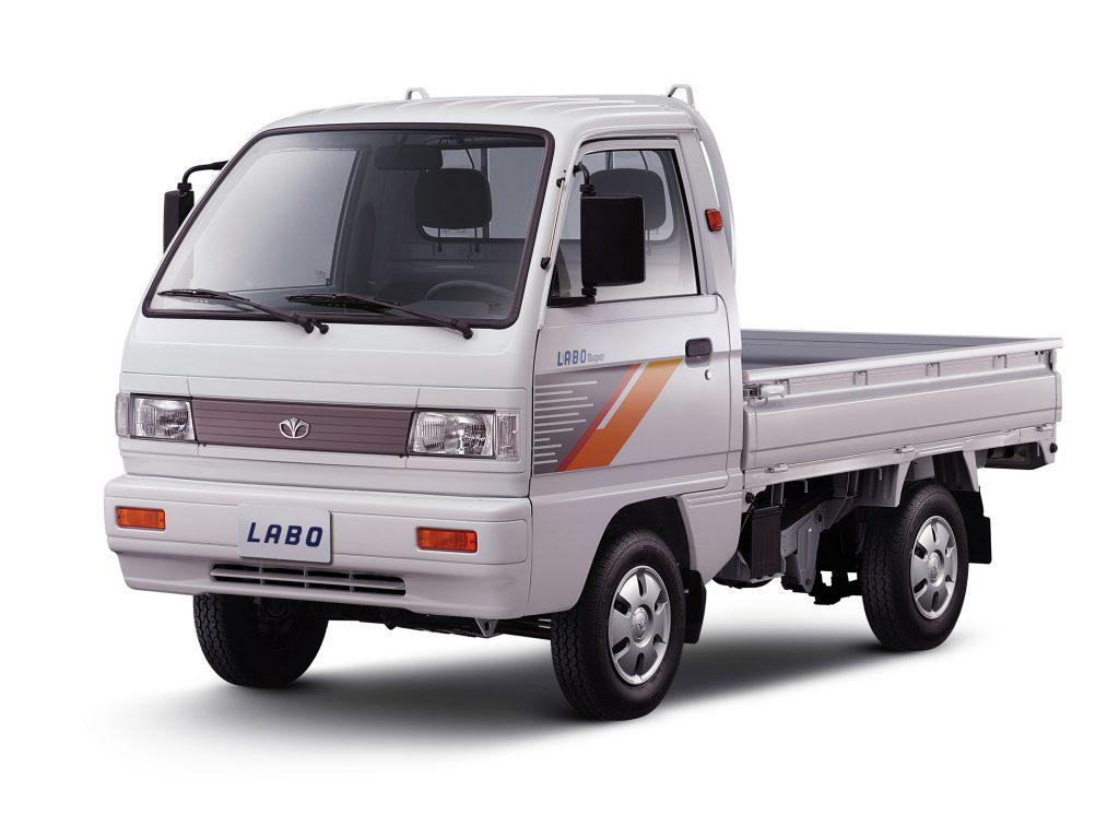 autowp.ru daewoo labo 2 1024x768 - В Казахстане начали выпускать бюджетные коммерческие автомобили от Chevrolet