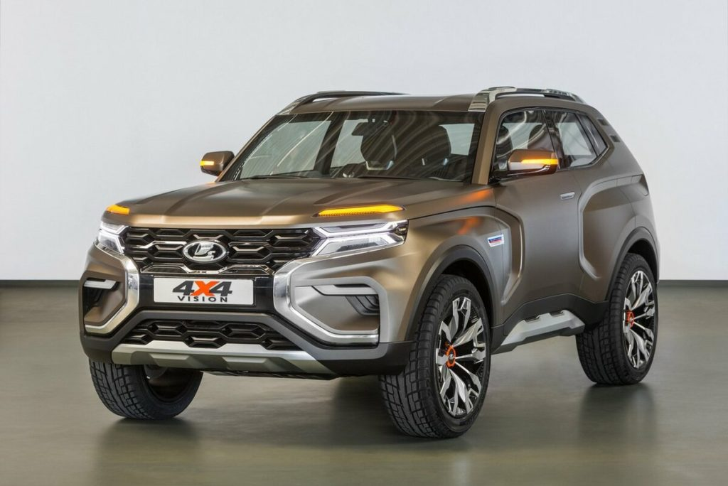 gt news niva 4x4 2 1024x684 1 - АвтоВАЗ представит минимум три обновлённые модели