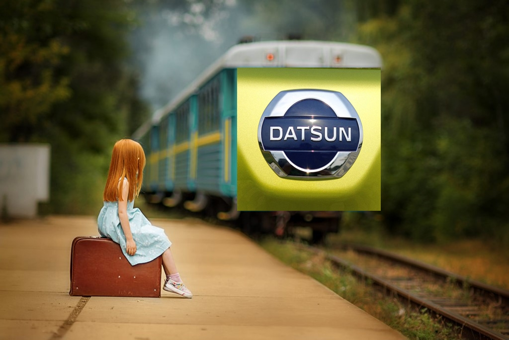 4345353535 2424524 - Datsun покидает Россию!